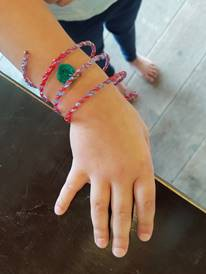 Kinderworkshop Van PET-fles tot armband